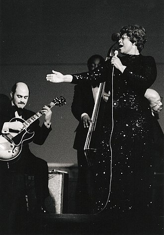 Joe Pass - Ella Fitzgerald and Joe Pass, 1974