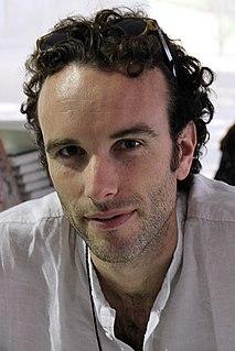Elliot Ackerman American author