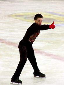 Elliot Hilton 2004 Junior Grand Prix Germany.jpg