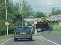 Ely railway bridge on the A142 - geograph.org.uk - 374568.jpg