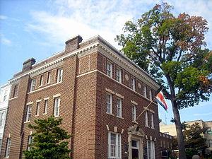 Embassy of Costa Rica in Washington, D.C. - Image: Embassy of Costa Rica, Washington