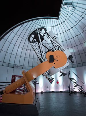 DFM Engineering - Image: Embry Riddle Observatory One Meter RC