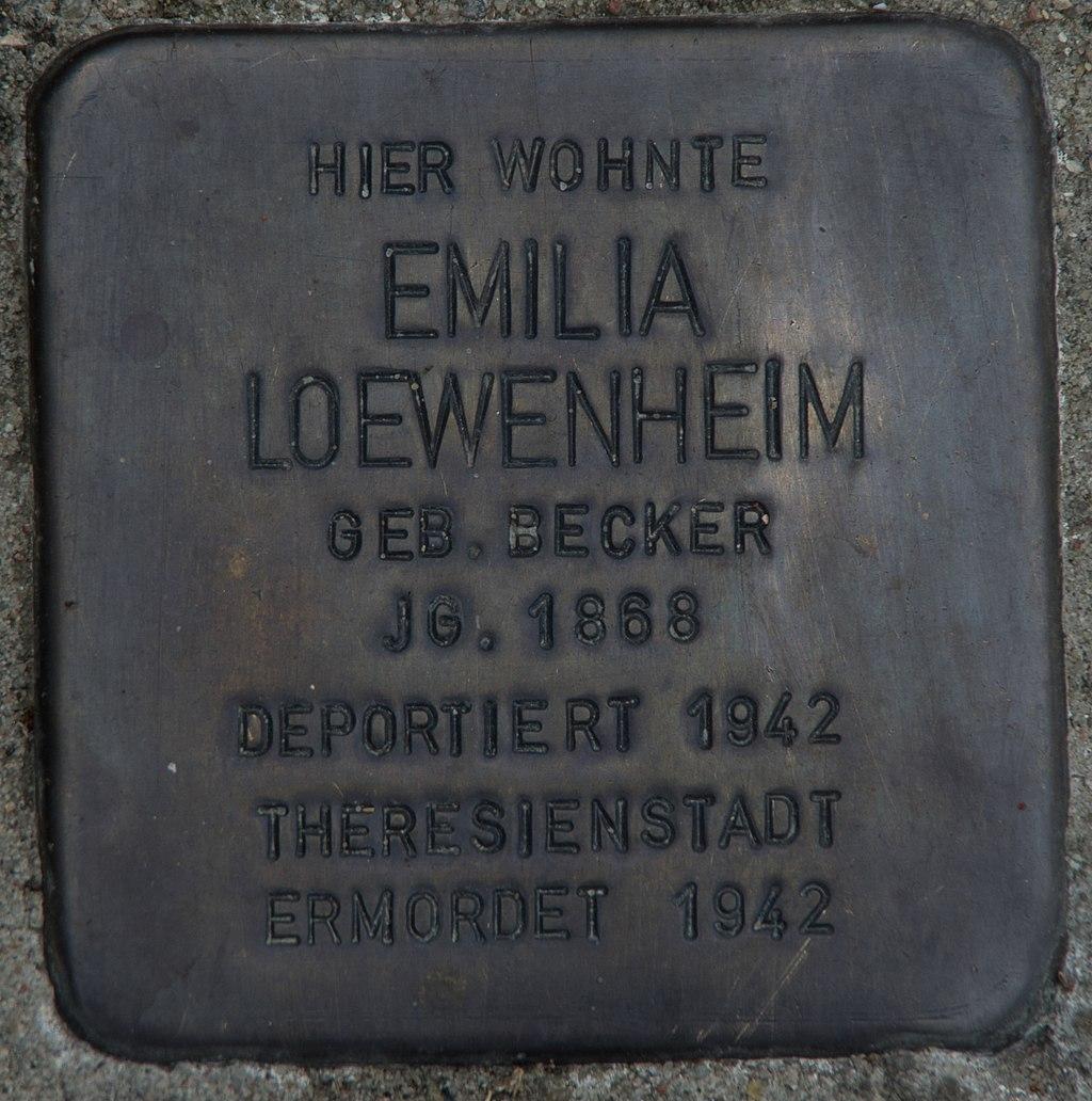 Emilia Loewenstein Stolperstein Schwedt Oder.jpg