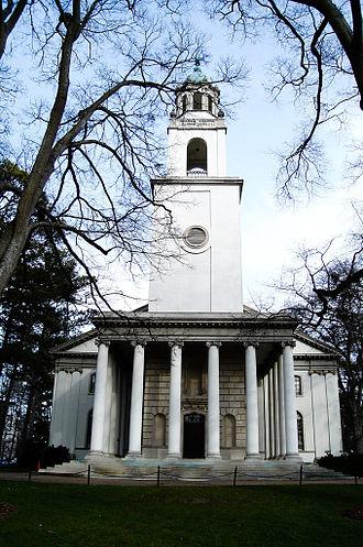 Emory University - Glenn Memorial United Methodist Church, Emory University
