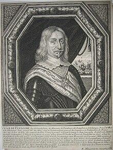 Image result for César, Duke of Vendôme 1665