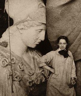 Enid Yandell American sculptor
