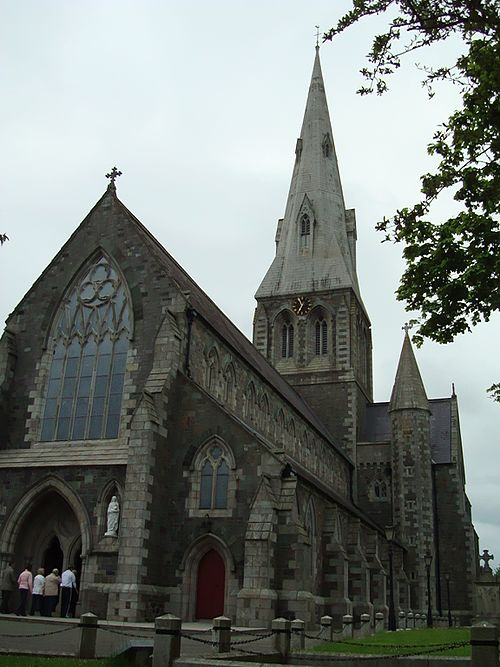 Photograph of St Aidens Cathedral, Enniscorthy, Co Wexford, Republic of Ireland