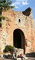 Entrance - Ancient Roman Theatre - Taormina - Italy 2015.JPG