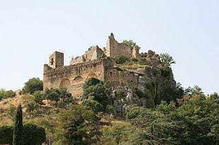 Château dEntrechaux