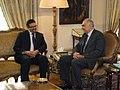 Entretient de M. Rafik Abdessalem, Ministre des Affaires Etrangères, avec son homologue égyptien Mohamed Kamel Amr. (6806015085).jpg