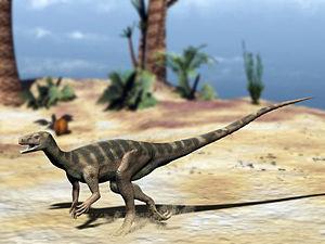 Eodromaeus - Restoration