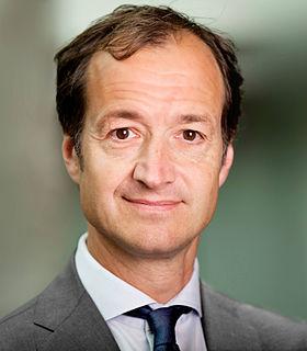 Eric Wiebes Dutch politician