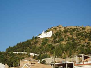 Place in Andalusia, Spain