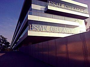 ESADE - EsadeCreapolis