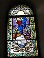 Escource (Landes) église, vitrail 01.JPG