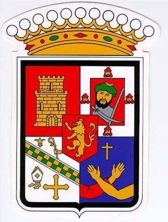Tineo - Image: Escudo de Tineo