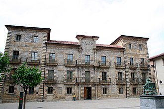Avilés - Camposagrado Palace