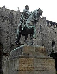 Estàtua de Ramon Berenguer III el Gran-Barcelona.jpg