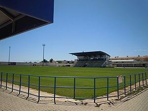 F.C. Ferreiras - Image: Estádio da Nora 28 April 2015 (1)