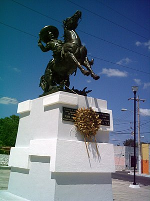 Pedro Infante - Pedro Infante Statue in Mérida, Yucatan
