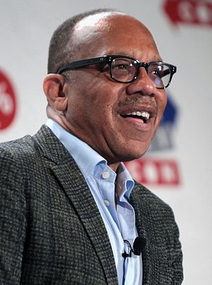 Eugene Robinson (journalist) - Robinson in June 2016