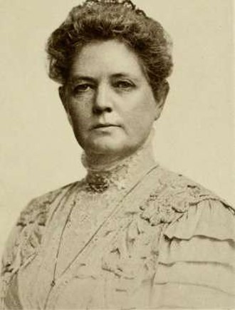 Eva Perry Moore - Eva Perry Moore, Kajiwara Photo, Notable women of St. Louis, 1914