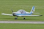 Evektor-Aerotechnik EV-97 EuroStar UK 'G-CEAM' (40912007875).jpg