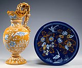 Turkish-inspired Nevers designs