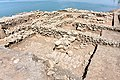 Excavations, remains of a Neo-Assyrian fortress, at Usu Aska, Darband-i Rania, Sulaymaniyah Governorate, Iraqi Kurdistan.jpg