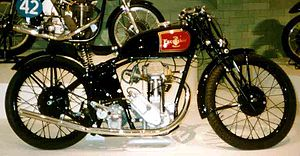 Excelsior Motor Company - Excelsior Manxman 250 cc 1935