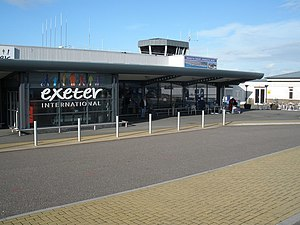East Devon - Exeter International Airport