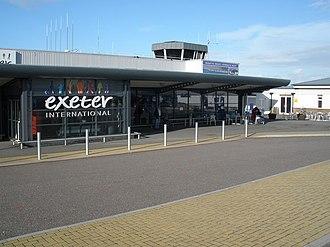 East Devon - Exeter International Airport