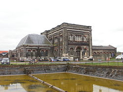 Exterior of Crossness Pumping Station.JPG