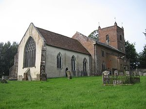 Froyle - Image: Exterior of St Mary's Church, Upper Froyle