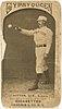 Ezra Sutton, Boston Beaneaters, baseball card portrait LCCN2007680723.jpg