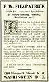 F. W. Fitzpatrick Advertisement.jpg