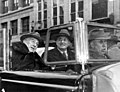 FDR - campaigns with Henry Morgenthau, Jr. at Poughkeepsie (8145260499).jpg