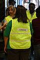 FEMA - 37727 - A volunteer helps residents evacuate Louisiana.jpg