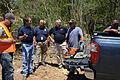 FEMA - 43976 - FEMA, MEMA, County EMA, County Supervisor at Home Site in Mississippi.jpg