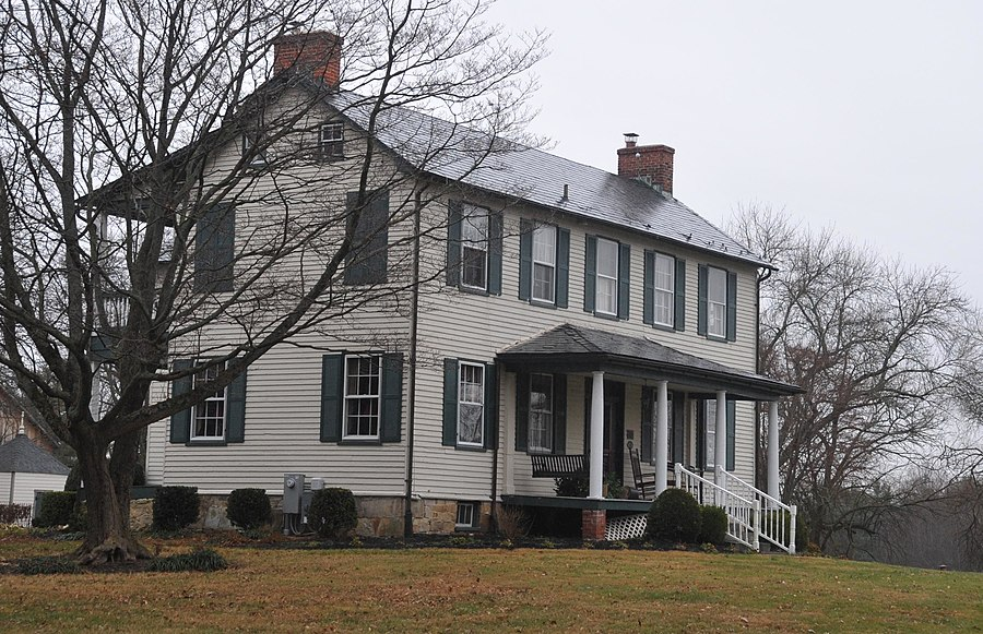 Finney Houses Historic District