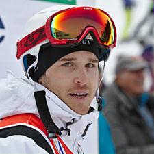 FIS Moguls World Cup 2015 Finals - Megève - 20150315 - Simon Pouliot-Cavanagh.jpg