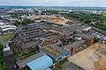 Fabrikhallen der ehemaligen Gasmotorenfabrik Deutz, Klöckner-Humboldt-Deutz, Westwaggon, Köln-Mülheim - Luftaufnahme-0908.jpg