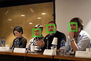 Face detection - Automatic face detection with OpenCV
