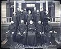 Faculty, 1893, Saint Louis College, sec9 no862 0001, photograph by Brother Bertram.jpg