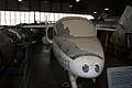 Fairchild-Republic T-46 Eaglet HeadOn Restoration NMUSAF 25Sep09 (14413749250).jpg