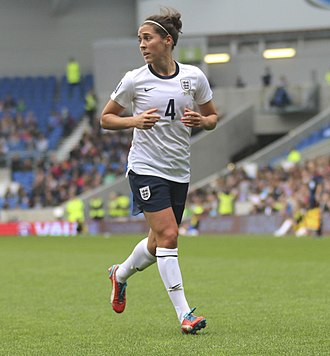 England women's national football team - Fara Williams is England's most capped player and second highest goalscorer with 40 goals in 165 appearances since 2001.
