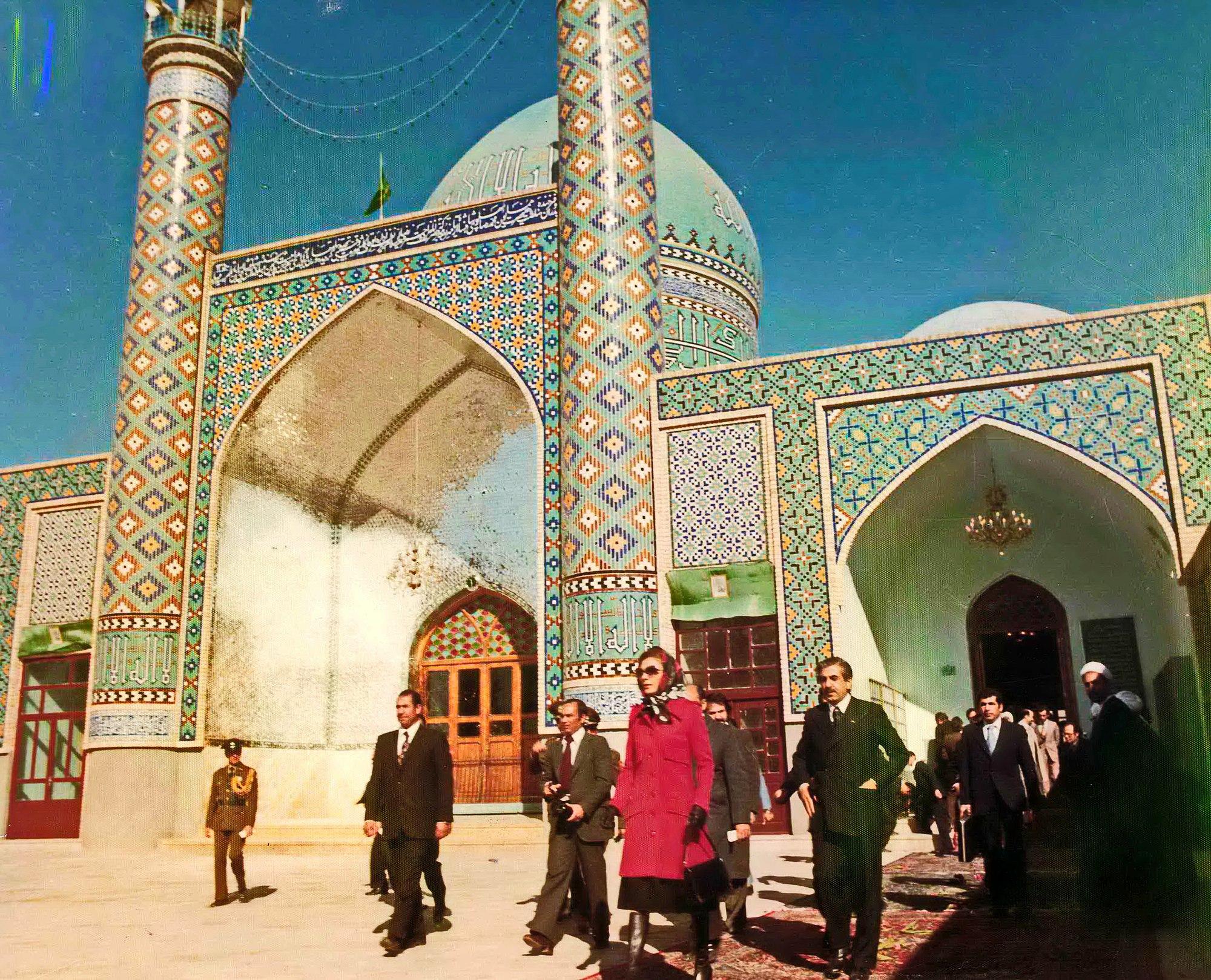 امامزاده سید حمزه کاشمر