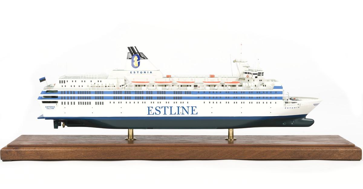 Estonia Ferry Wikipedia