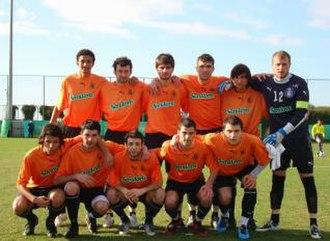 FC Gagra - Image: Fc gagra in antalya