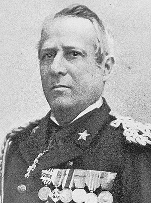Felice Napoleone Canevaro - Felice Napoleone Canevaro, 1898